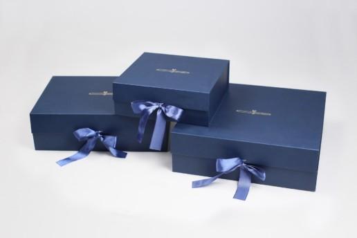 коробки книжки на лентах Торжокские золотошвеи