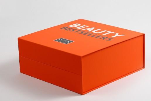 коробки книжки на магнитах TSUM beauty box
