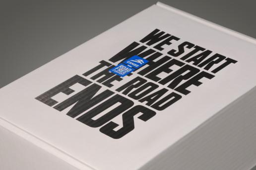 Самосборная картонная коробка, заказ Camco