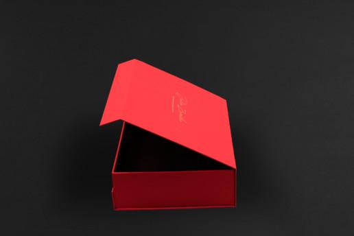 Коробка книжка на магнитах для ювелирных украшений Julia Znaida