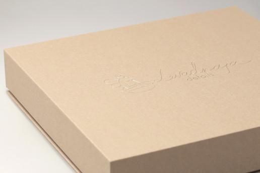 Подарочные коробки на заказ для Levadnaja details