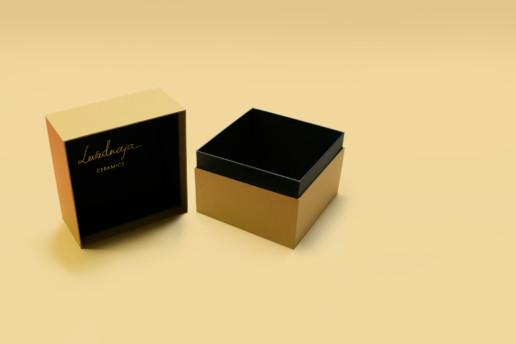 Подарочная упаковка на заказ для Levadnaja ceramics