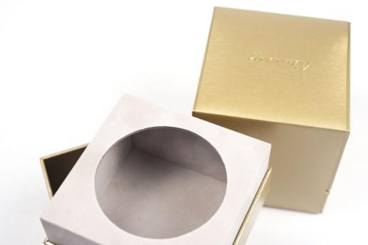 Коробки с ложементом под свечу, заказ Mercury
