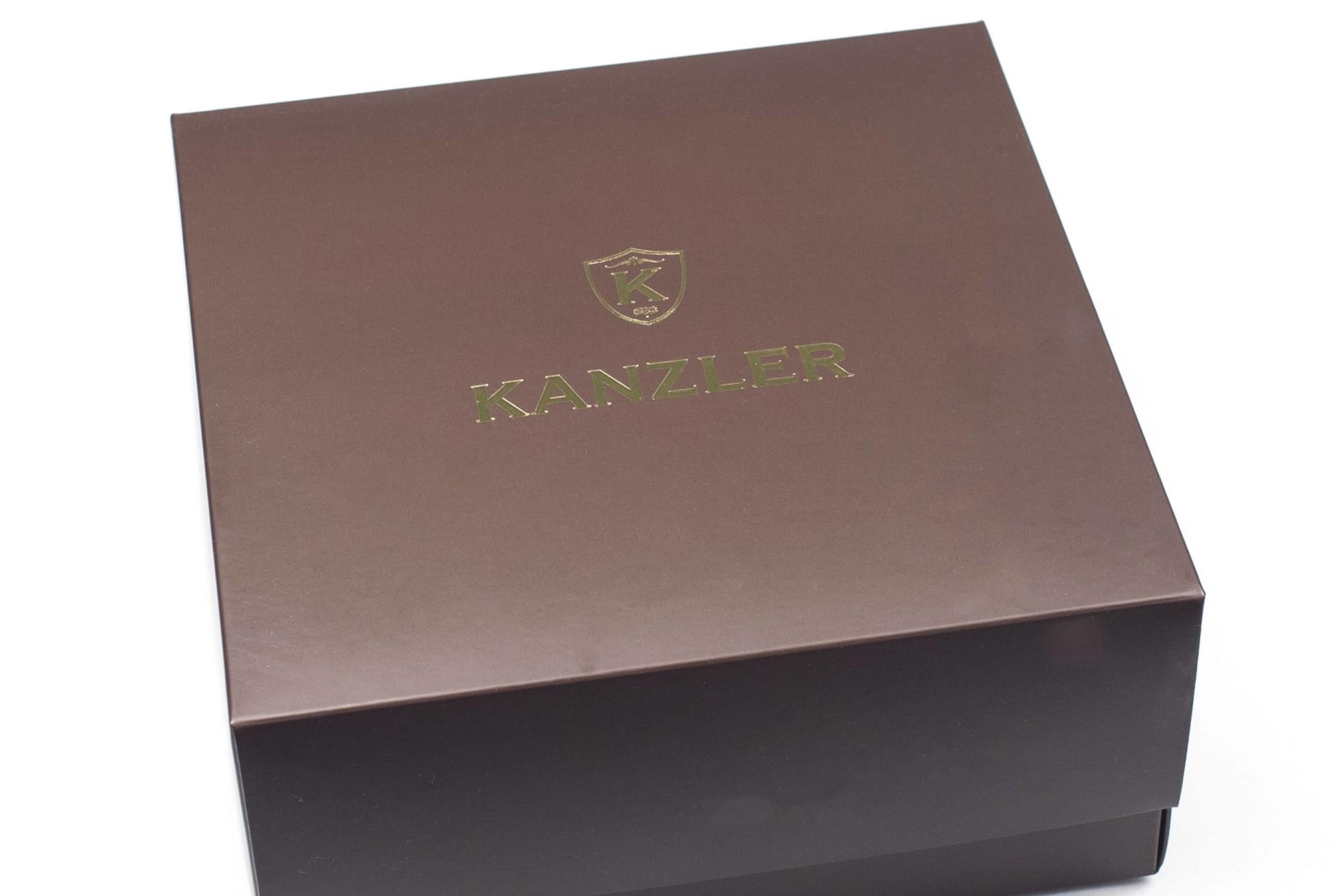 Самосборные коробки крышка-дно для Kanzler