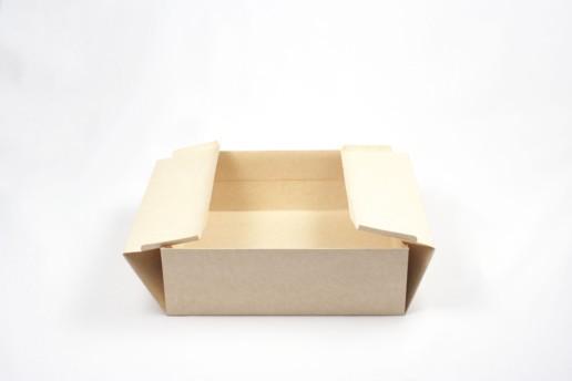 Самосборная коробка из крафта Playgendary