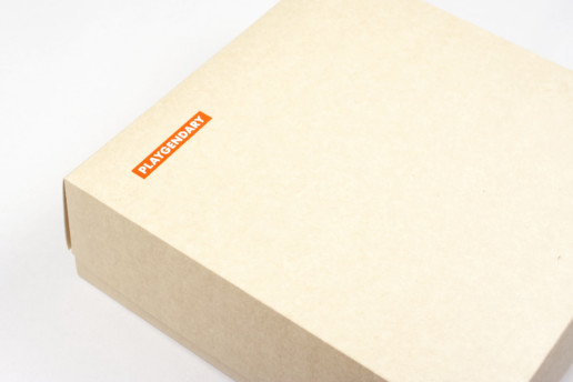 Самосборные коробки из крафт картона, заказ Playgendary