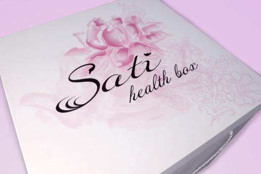 Подарочные коробки на заказ для Sati Kazanova
