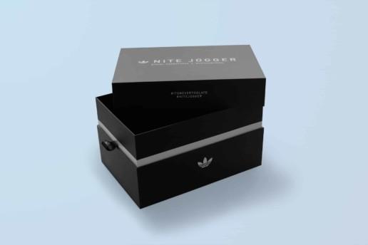 Коробка для обуви adidas