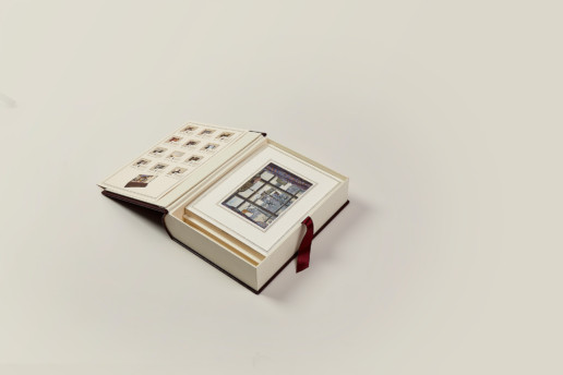 Подарочный эксклюзивный календарь на заказ для Кремль-Москва