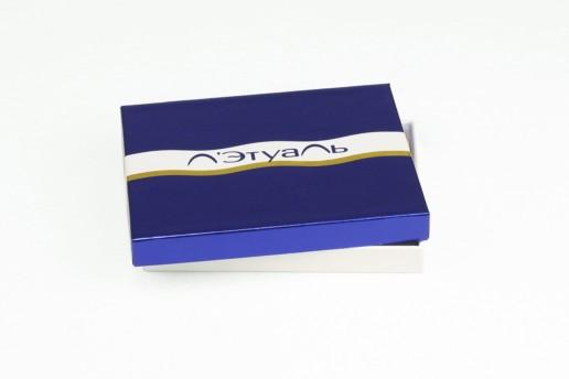 Подарочная упаковка для пластиковой карты, заказ L'etuale